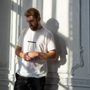 Kutzomer T-Shirt – Heren